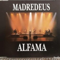 CDs de Música: CD SINGLE PROMO - MADREDEUS - AINDA EXC. Lote 202267350