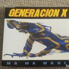 CDs de Música: CD SINGLE PROMO - X GENERATION - MA MA MARIA 7 BIT MUSIC / EUROHITEXC. Lote 202318862