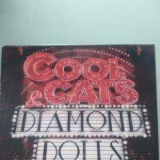 CDs de Música: COOL & CATS (DIAMOND DOLLS) - RECOPILACIÓN CROONERS (3 CDS NUEVO.PRECINTADO). Lote 202331985