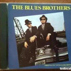 CDs de Música: BLUES BROTHERS - ORIGINAL SOUNDTRACK (CD). Lote 202342978