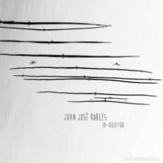 CD de Música: JUAN JOSÉ ROBLES - CD IN-QUIETUD (2019). Lote 202374113