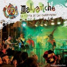 CDs de Música: MALVARICHE - CD LA FIESTA DE LOS CORREMAYOS (2016). Lote 222344847