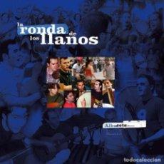 CDs de Música: RONDA DE LOS LLANOS - CD AL BASIT ( TRES BIEN RECORDS, 2002). Lote 202442928