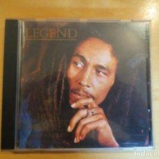 CDs de Música: BOB MARLEY AND THE WAILERS* – LEGEND - THE BEST OF BOB MARLEY AND THE WAILERS. Lote 202484178
