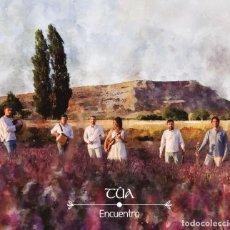 CDs de Música: TÚA - CD ENCUENTRO (2019). Lote 267408969