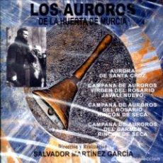 CDs de Música: VARIOS - LOS AUROROS DE LA HUERTA DE MURCIA CD DOBLE (PROD. LORCA, 2004). Lote 202569518