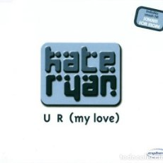 CDs de Música: KATE RYAN - U R MY LOVE. Lote 202591200