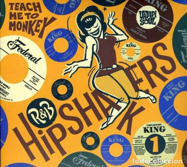 HIPSHAKERS VOL 1 - TEACH ME TO MONKEY - PROMO (Música - CD's Jazz, Blues, Soul y Gospel)