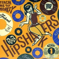 CDs de Música: HIPSHAKERS VOL 1 - TEACH ME TO MONKEY - PROMO. Lote 202607162