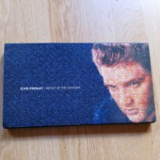 CDs de Música: ELVIS PRESLEY ARTIST OF THE CENTURY. Lote 202622747