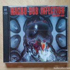 CDs de Música: MACRO DUB INFECTION - VOLUME ONE - 2 CDS. Lote 202640563