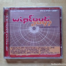 CDs de Música: WIPEOUT 2097 - THE FUTURE SOUND OF LONDON 1996. Lote 202643767