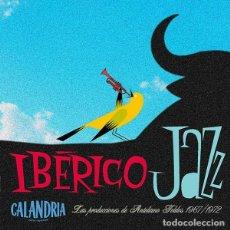 CDs de Música: IBÉRICO JAZZ - VARIOS. Lote 202644390