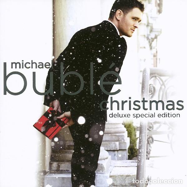 MICHAEL BUBLÉ – CHRISTMAS DELUXE SPECIAL EDITION - NUEVO Y PRECINTADO (Música - CD's Jazz, Blues, Soul y Gospel)