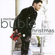 CDs de Música: MICHAEL BUBLÉ – CHRISTMAS DELUXE SPECIAL EDITION - NUEVO Y PRECINTADO. Lote 227258550