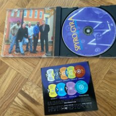 CDs de Música: SPYRO GYRA DOWN THE WIRE CD. Lote 202674881
