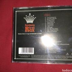 CDs de Música: BUNBURY / HÉROES DEL SILENCIO / GRAN REX ARGENTINO PARLOPHONE. Lote 202725391