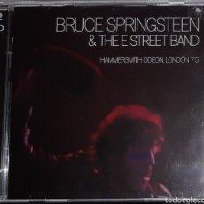 CDs de Música: MUSICA GOYO - CD ALBUM - BRUCE SPRINGSTEEN & THE E STREET BAND - HAMMERSMITH LONDON75 - DOBLE - AA99. Lote 202729393