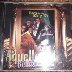 """CDs de Música: MUSICA GOYO - CD ALBUM - AQUELLOS BELLOS RECUERDOS ROCK ESPAÑOL 50'S Y 70""""S- RARO - AA99. Lote 202729592"""