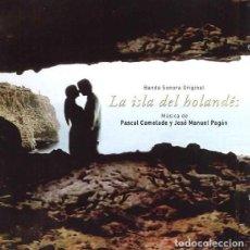 CDs de Música: LA ISLA DEL HOLANDÉS - NUEVO Y PRECINTADO. Lote 289696098