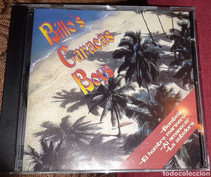 MUSICA GOYO - CD ALBUM - BILLO'S CARACAS BOYS - RARÍSIMO - AA99 (Música - CD's Latina)