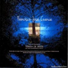 CDs de Música: FRANCISCO JOSE CUENCA - TERESA DE JESÚS (2016). Lote 202763343