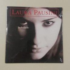 CDs de Música: 0520- LAURA PAUSINI INOLVIDABLE CD PROMO PRECINTADO N2. Lote 202786736