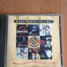 CDs de Música: BANDA SONORA ORIGINAL 1993 19 EXITOS DE CINE VERSION ORIGINAL. Lote 202827116