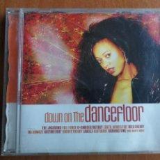 CDs de Música: DOWN ON THE DANCEFLOOR 2002. Lote 202827991