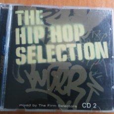 CDs de Música: THE HIP HOP SELECTION CD2 HYPER ACTIVE 1999 GERMANY. Lote 202828780
