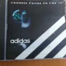 CDs de Música: GRANDES EXITOS DE LOS 70 ADIDAS BONNIE TYLER, STATUS QUO, THE KINKS…. ENGLAND. Lote 202829005
