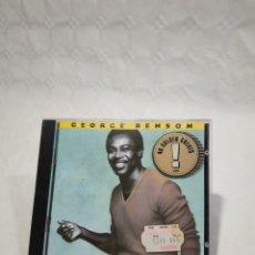 CDs de Música: GEORGE BENSON. Lote 202858085