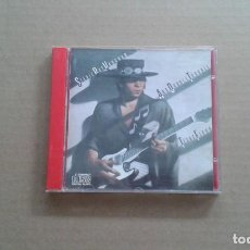 CD di Musica: STEVIE RAY VAUGHAN AND DOUBLE TROUBLE - TEXAS FLOOD CD. Lote 202890817
