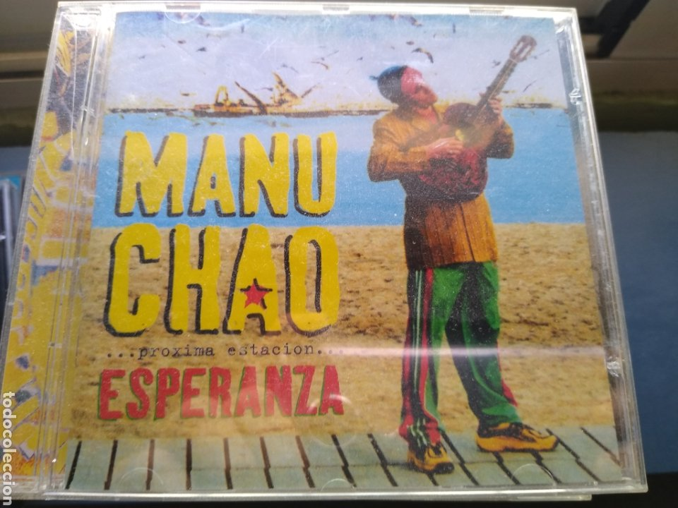 MANU CHAO. CD (Música - CD's Rock)