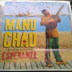 CDs de Música: MANU CHAO. CD. Lote 202940701