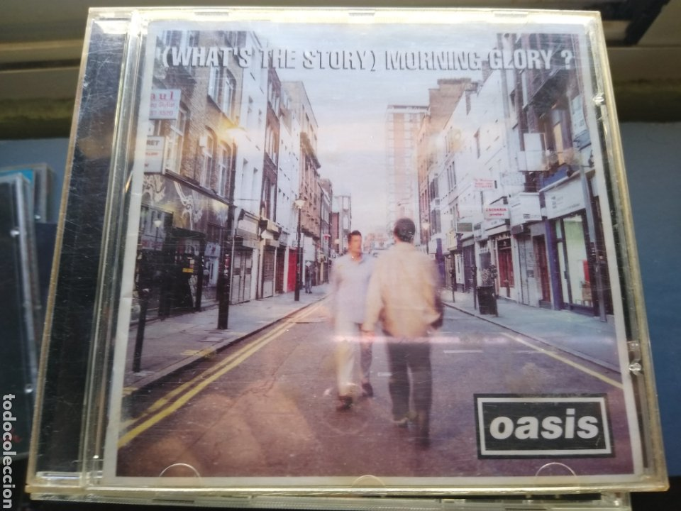 OASIS. CD (Música - CD's Rock)