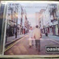 CDs de Música: OASIS. CD. Lote 202940765