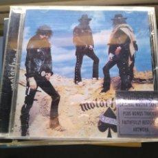 CDs de Música: MOTORHEAD. CD. Lote 202941011