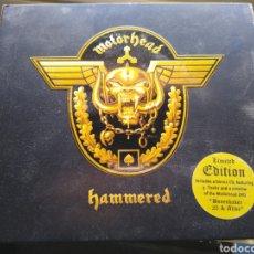 CDs de Música: MOTORHEAD .DOBLE CD. Lote 202941296