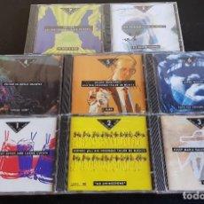 CDs de Música: LOTE 8 CD COLECCION DE JAZZ TALLER DE LA MUSICA - NUEVOS SIN ABRIR. Lote 270648088