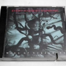 CDs de Música: CD EVERY MOTHER´S NIGHTMARE - WAKE UP SCREAMING. Lote 202960820