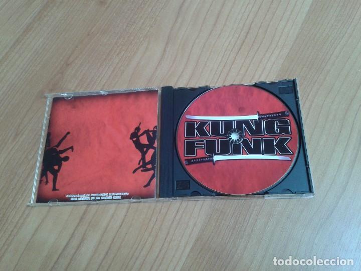 CDs de Música: Los Chikos de la Katana -- Kung Funk -- Cd -- Descatalogado - Foto 2 - 202961671