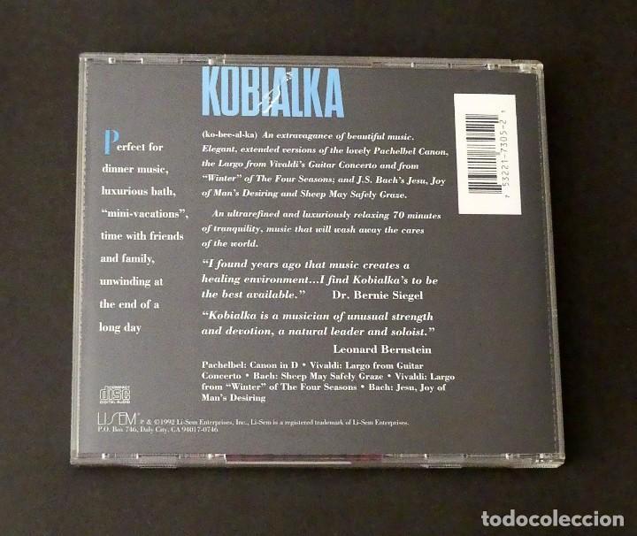 CDs de Música: CD Daniel kobialka - Velvet Dreams - Foto 2 - 202969653