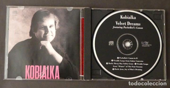 CDs de Música: CD Daniel kobialka - Velvet Dreams - Foto 3 - 202969653