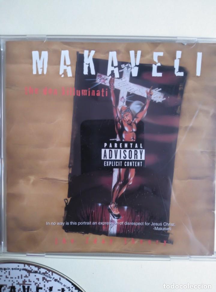 CD - 2PAC MAKAVELI (Música - CD's Hip hop)