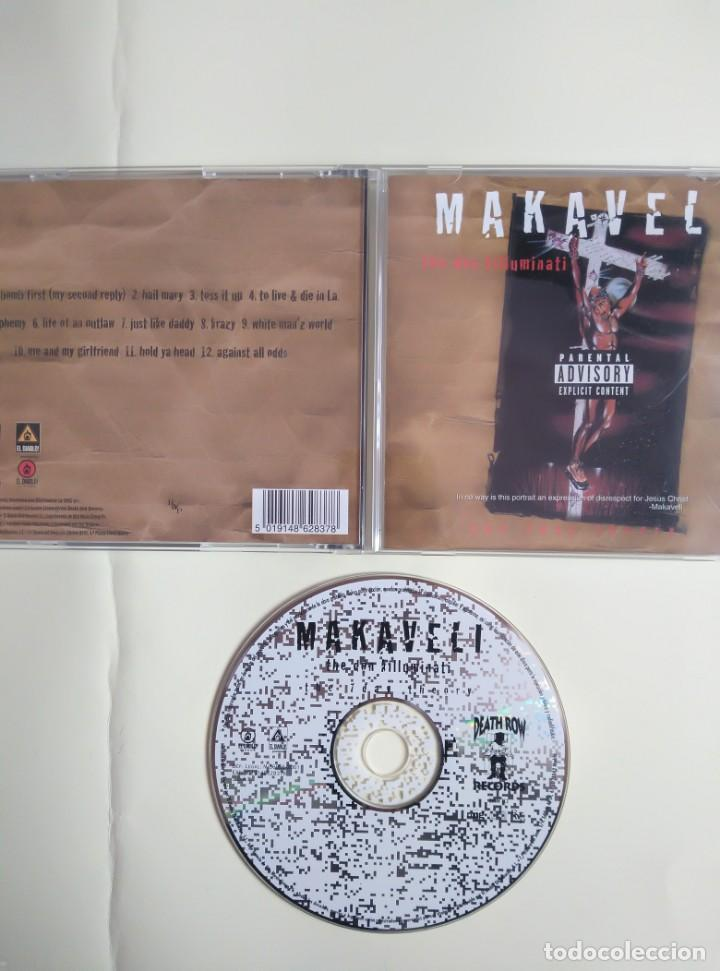CDs de Música: CD - 2PAC MAKAVELI - Foto 2 - 203054607