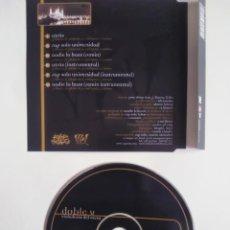 CDs de Música: CD MAXI - VIOLADORES DEL VERSO - ATRÁS. Lote 203054896