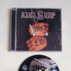 CDs de Música: CD- KOOL G RAP MY LIFE. Lote 203055660