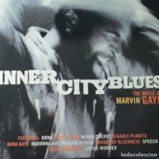 CD di Musica: INNER CITY BLUES-THE MUSIC OF MARVIN GAYE ( CD SINGLE 4 TEMAS). Lote 203065746