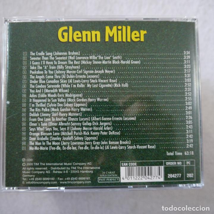 CDs de Música: GLENN MILLER - PAST PERFECT 24 CARAT GOLD EDITION - BOX CON 10 CDS - Foto 7 - 203067340